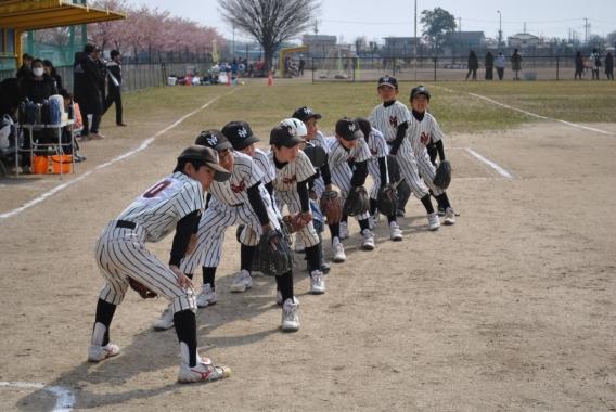 第39回くりくり少年野球選手権大会出場決定戦